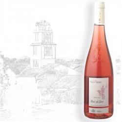 Rosé de Loire Champ d'Oiseaux