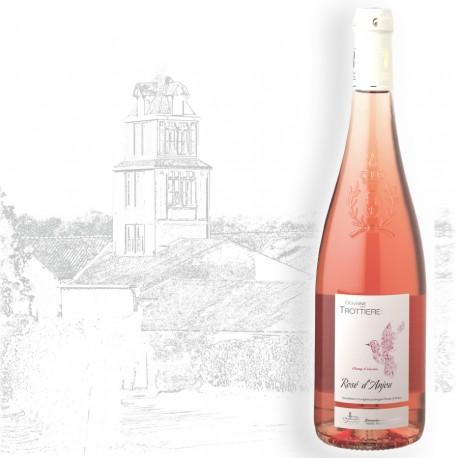 Rosé d'Anjou Champ d'Oiseaux