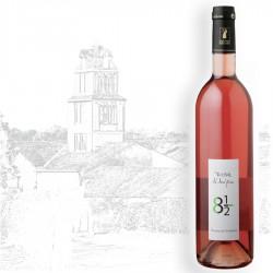 Rosé d'Anjou 8 1/2 2018 - 75 cl