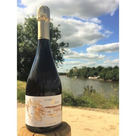 Crémant de Loire Blanc BRUT NATURE