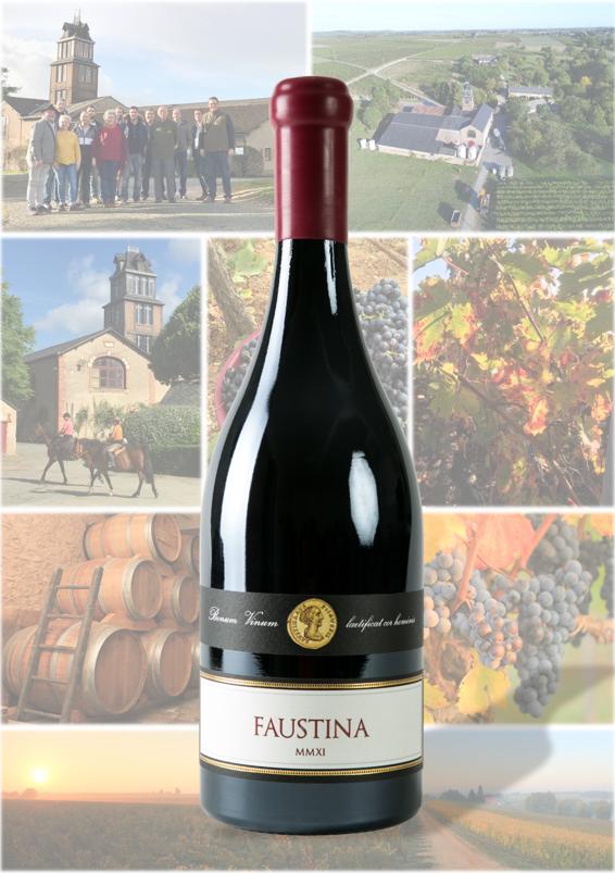 Anjou-Villages Faustina
